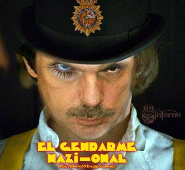 El gendarme nazi-onal